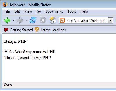 membuat-website-dinamis-dengan-php-mysql-helloword